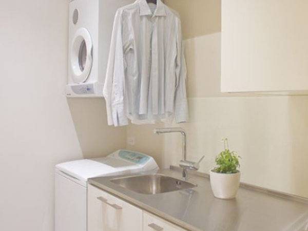 Small Laundry Room Decor Space Solutions