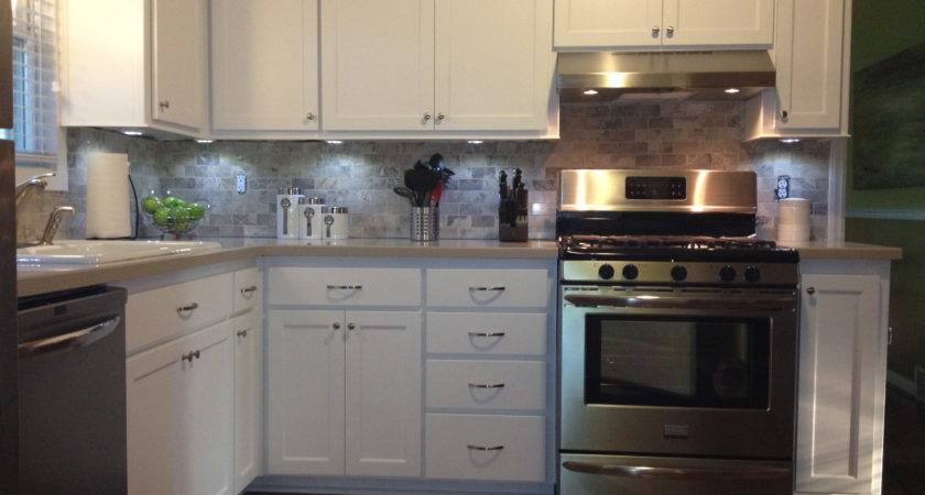 Small Shaped Kitchen Designs Layouts Concept