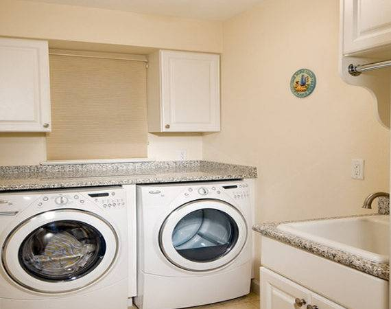 Small Utility Rooms Laundry Room Makeover