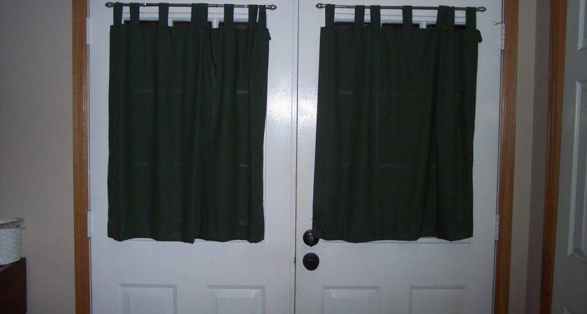 Small Window Curtains Front Door Curtain Rods