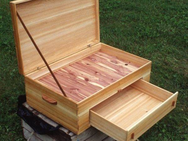 Small Wood Project Ideas Workbench Plans Building