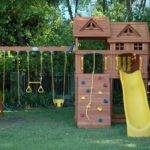 Smothery Cedar Summit Shelbyville Playset Video