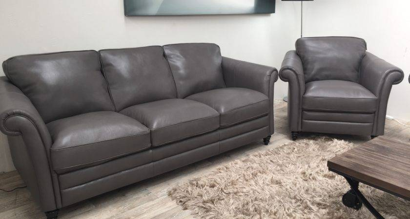 Sofa Comfy Macys Couch Leather Sectional