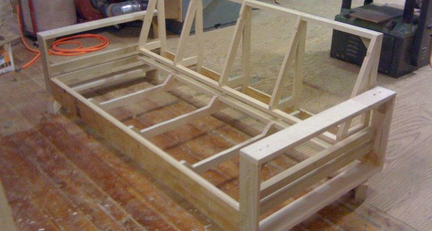 Sofa Frame Construction Crowdbuild