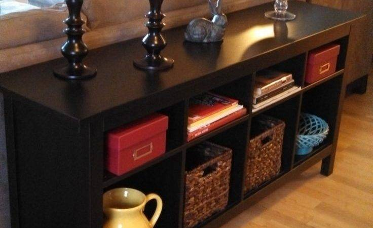 Sofa Table Ideas Best Behind Couch