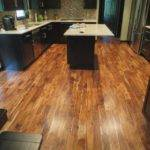 Solid Acacia Blonde Prefinished Traditional