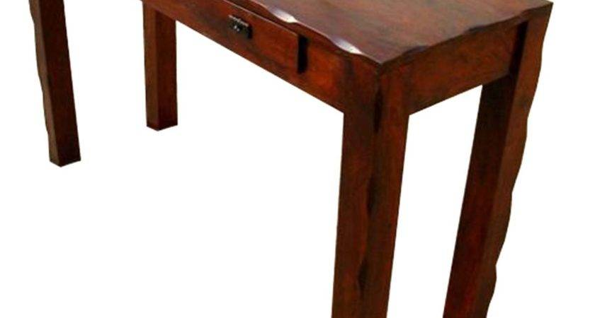 Solid Wood Sofa Hall Foyer Console Table