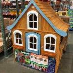 Solutions Outdoor Wooden Cottage Play House Collection