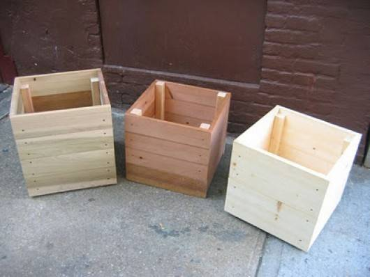 Some Simple Ideas Craft Diy Planter Boxes