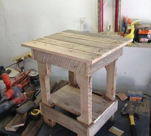 Some Useful Ideas Making Reclaimed Diy Pallet End