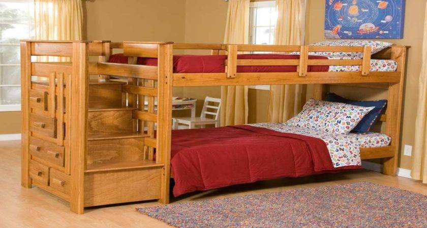 Space Saving Staircase Design Bunk Beds Stairs Cheap