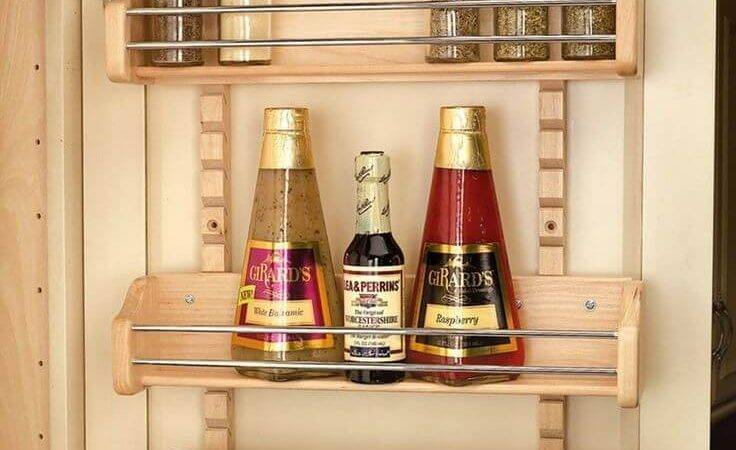 Spice Rack Ideas Small Kitchen Pantry