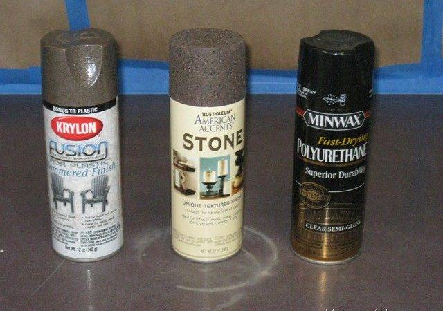 Spray Painting Your Countertops Alina Sewing Design