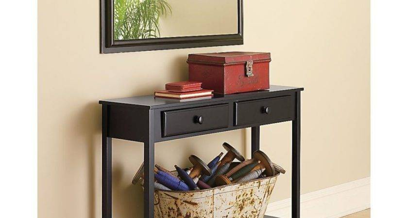 Squared Away Small Table Ideas