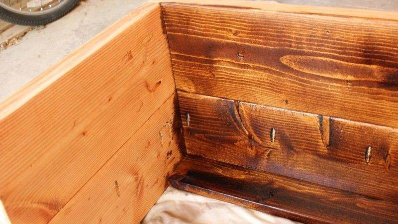 Stain Wood Basic Guide