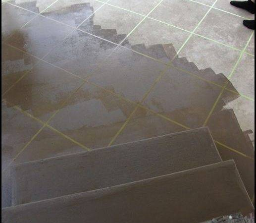 Stain Your Patio Look Like Tile Ebay