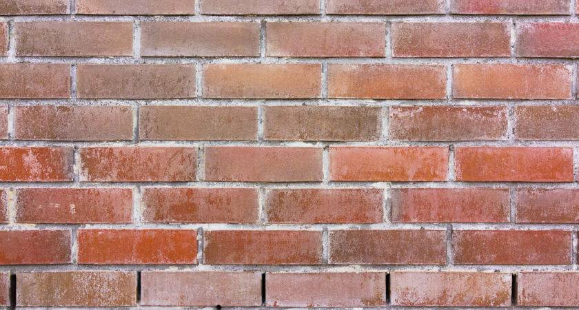 Stained Bricks Wall
