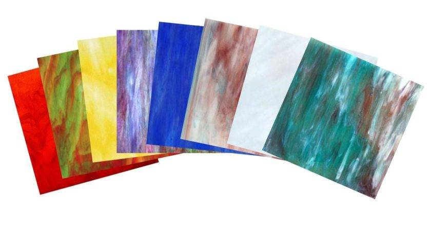 Stained Glass Supplies Packs Art