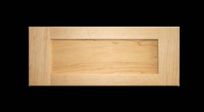 Stained Shaker Drawer Front Maple Cabinet Door World