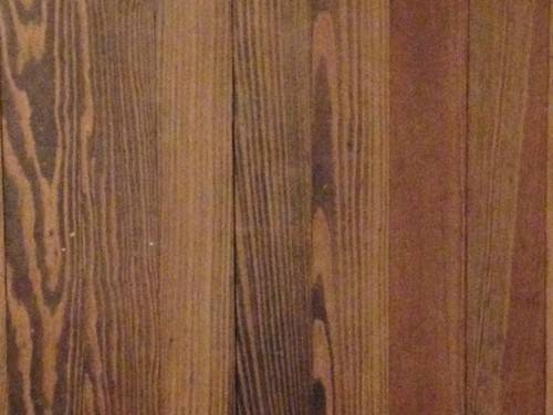 Staining Pine Floors Dark Can