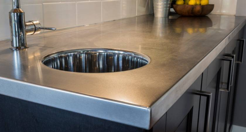 Stainless Steel Bar Top Residential Pro