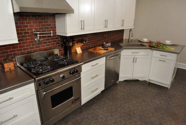Stainless Steel Countertops Always Best Choice