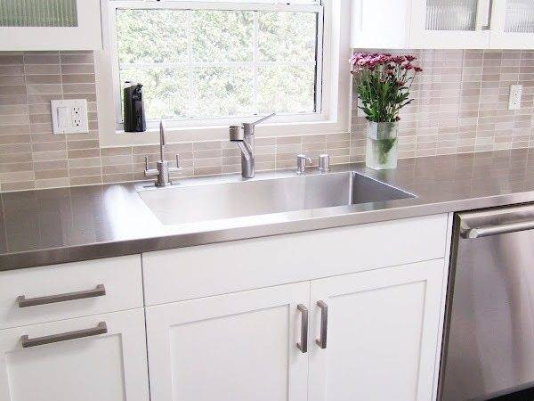 Stainless Steel Countertops Cost Diy