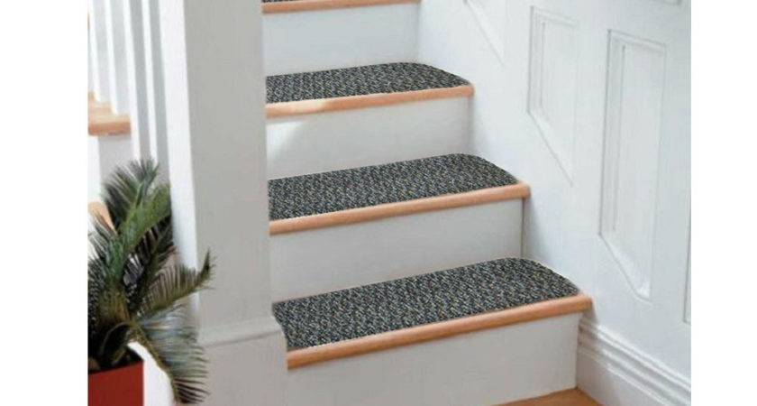 Stair Treads Indoor Outdoor Carpet Non Slip Staircase