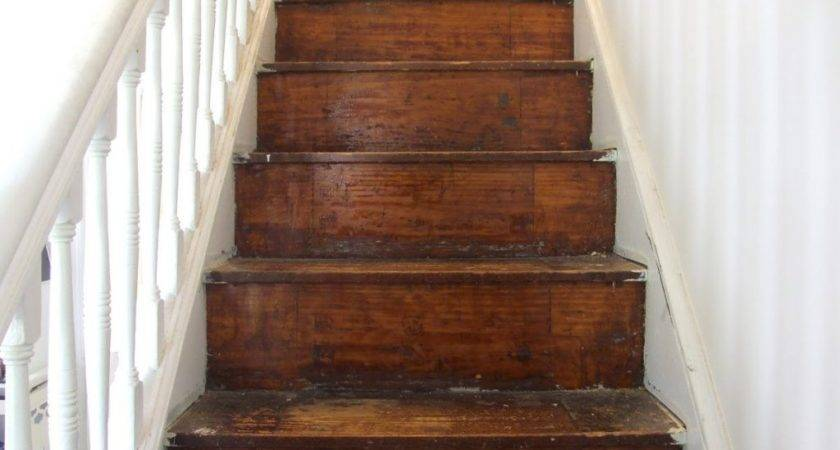 Stairs Half Naked Little Victorian