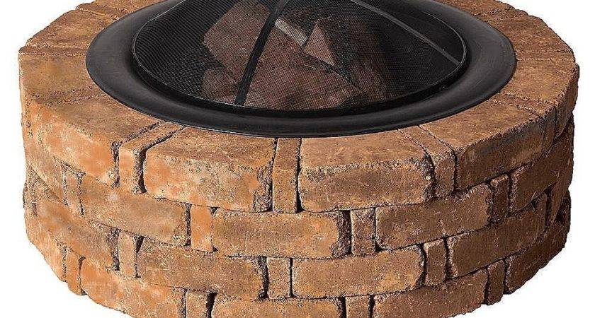 Startling Outdoor Fire Pit Gas Insert Napoleon Square