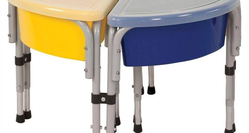 Station Round Sand Water Table Lids