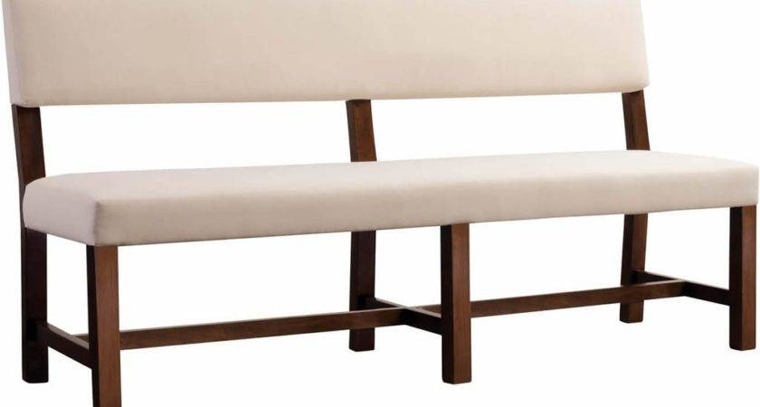 Stickley Dining Room Upholstered Bench