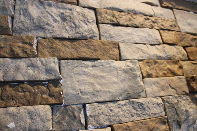 Stone Accent Wall Diy Air Living Room