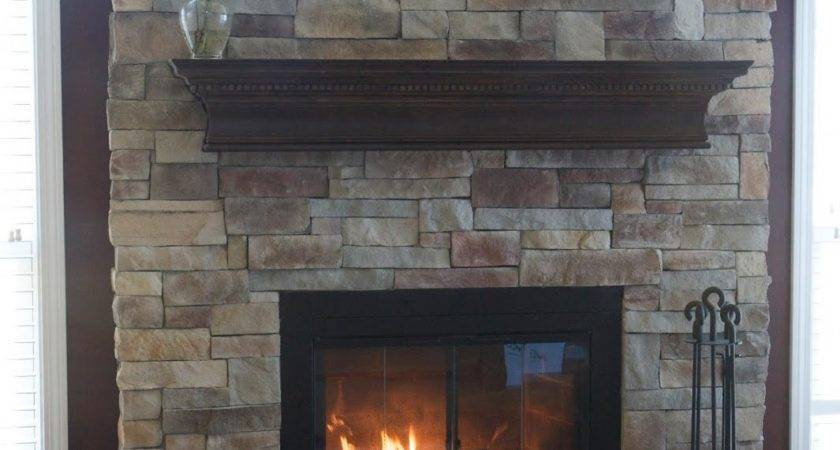 Stone Fireplace Mantels Chimney Traba Homes