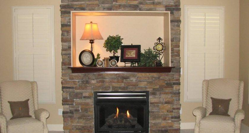 Stone Fireplace Surround Ideas Perfect Living Room Design