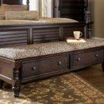Storage Bench End King Bed