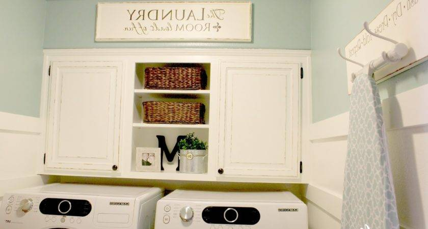 Storage Ideas Small Laundry Room Clever