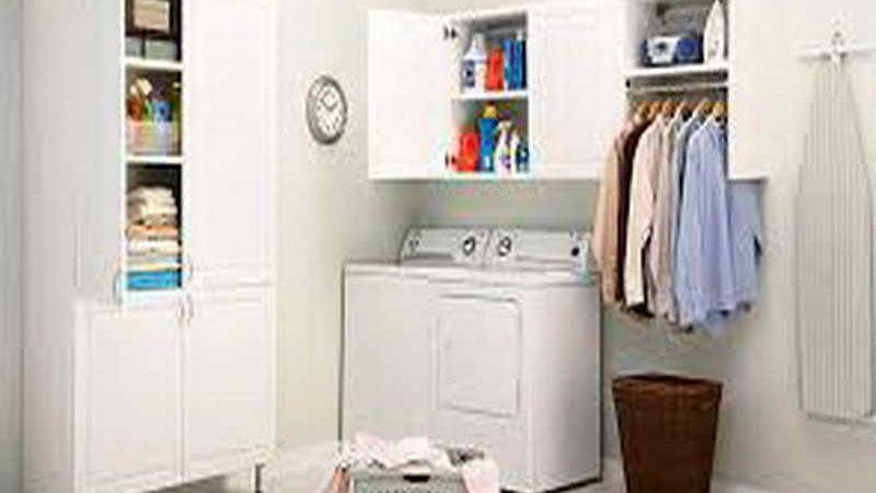 Storage Ideas Small Laundry Rooms Room