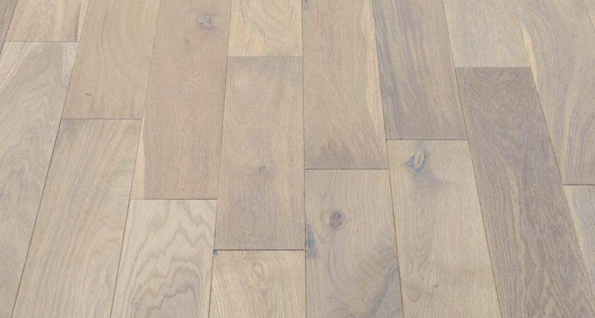 Studio Blonde Oak Brushed Oiled Engineered Wood Flooring