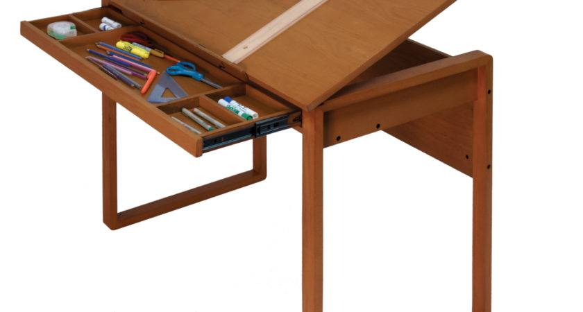 Studio Designs Ponderosa Wood Topped Craft Table