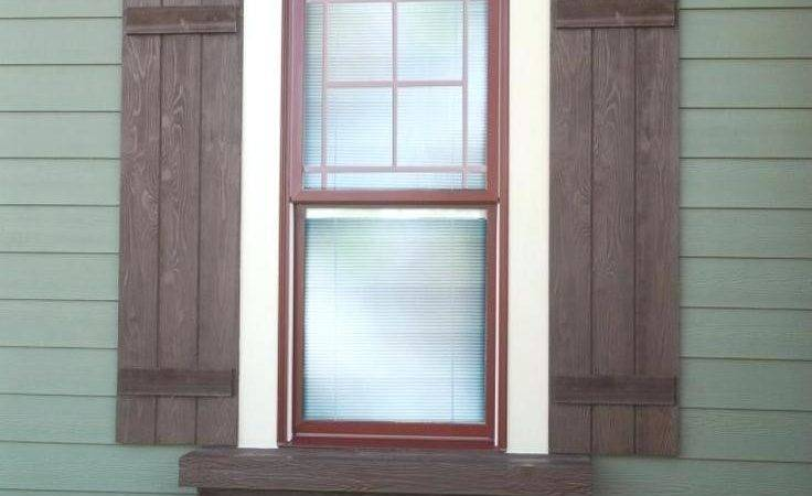 Stunning Exterior Shutters Lowes Decoration
