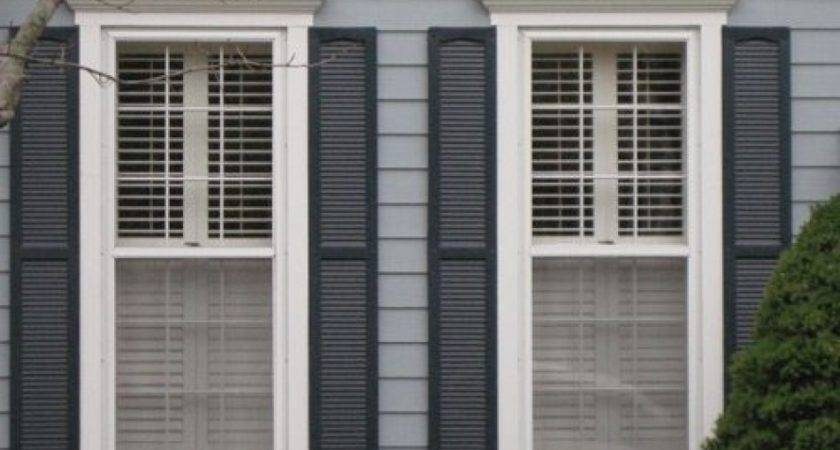 Stunning Exterior Window Treatments Photos Interior