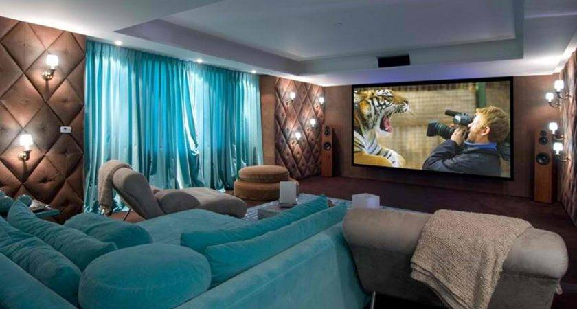 Stunning Home Theater Rooms Inspire Decoholic