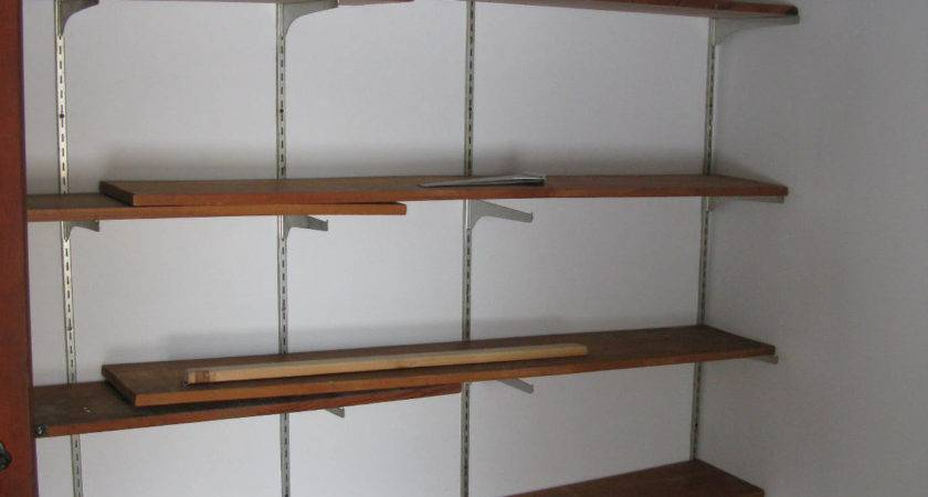 Styish Adjustable Shelving Practical Your Home