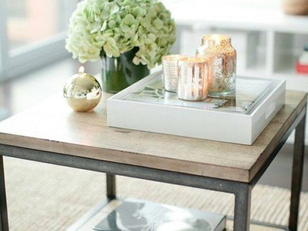Style Coffee Table Trays Ideas Inspiration
