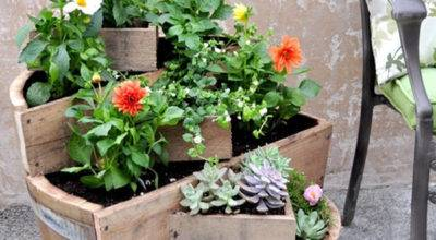 Stylish Diy Planters Spring