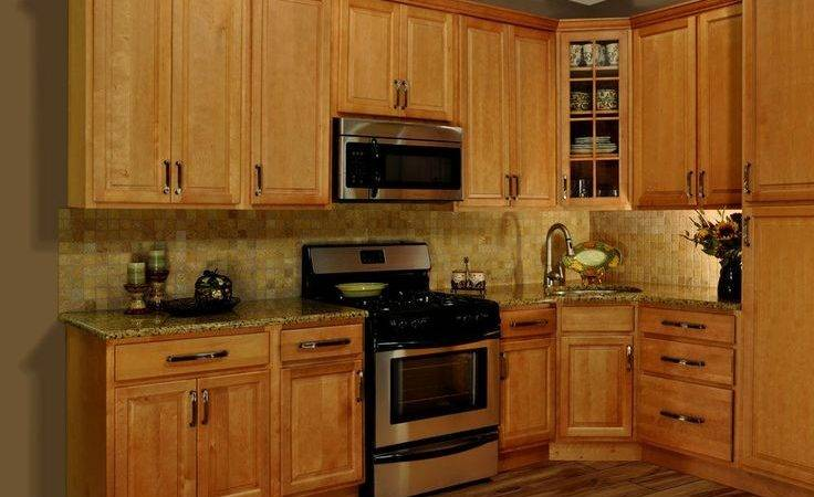 Superb Honey Oak Cabinets Dark Wood