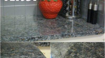 Swamp Hollow Designs New Kitchen Countertops