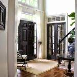 Sweet Savannah Painting Interior Doors Black