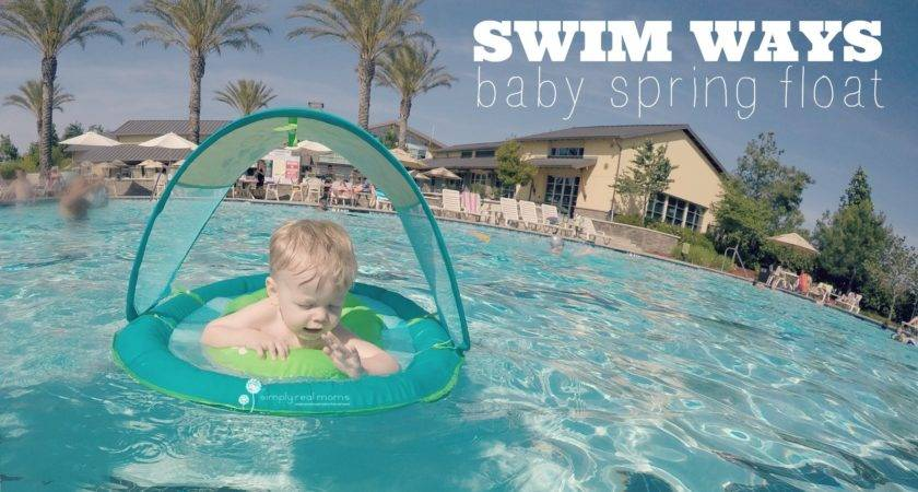 Swimways Baby Spring Float Simply Real Moms